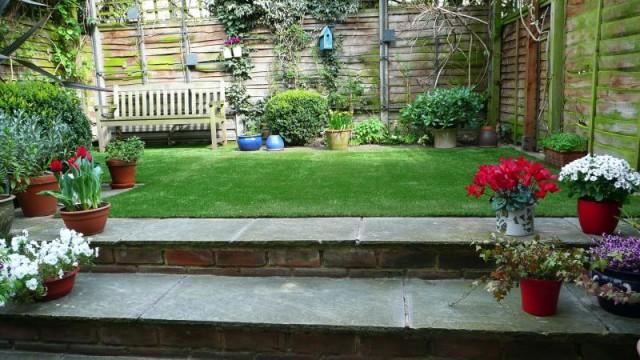 проектиране на двор