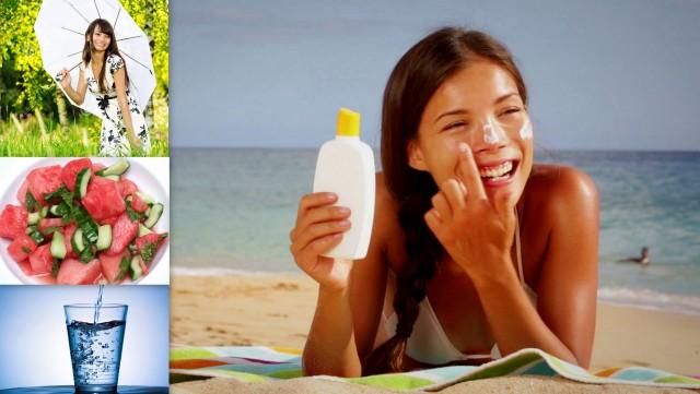 Как да използвате слънцезащитни продукти